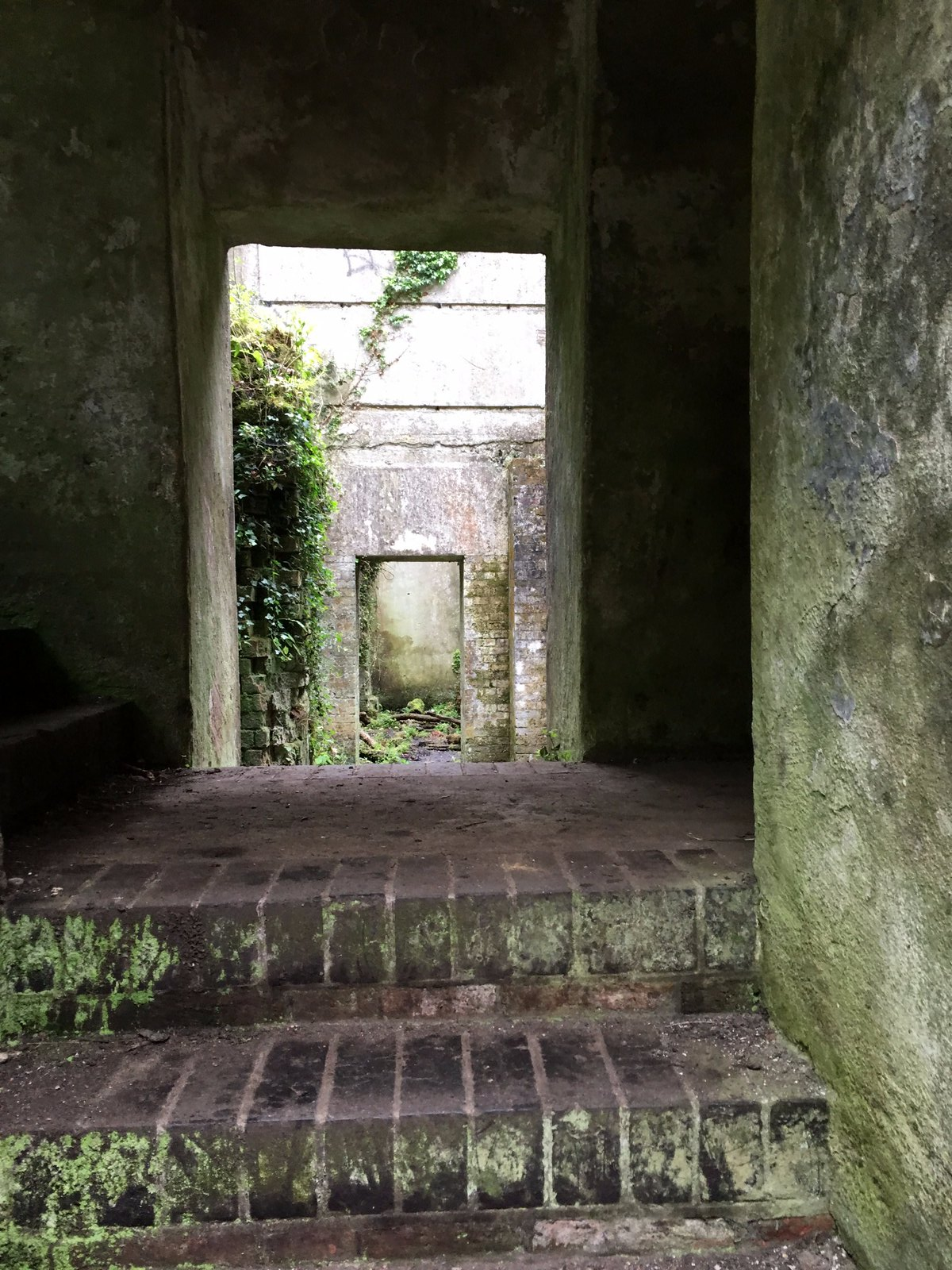Chilworth Gunpowder Mills Old Workings