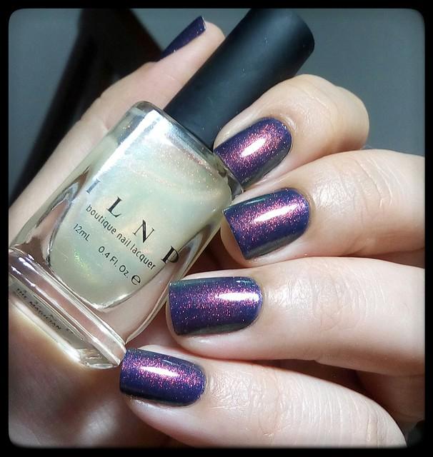 791-Darling Blue/Dior + The Magician/ILNP