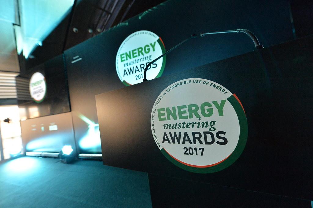 Energy Mastering Awards 2017 Ceremony