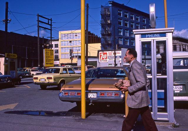 Vancouver - April / 1978