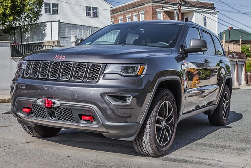 WK2 Trailhawk w/ Chief Products & Warn | by 2180miles