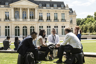 OECD Forum 2017: Ambiance   by Organisation for Economic Co-operation and Develop