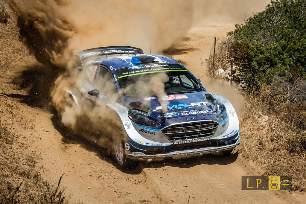 Ford Fiesta Rs 2017 >> Ott Tanak Ford Fiesta Rs Wrc 2017 Rally Italia Sardegna 20