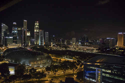 Downtown Singapore | by vk2gwk - Henk T