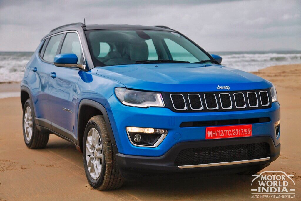 Jeep Extended Warranty >> Jeep Compass Now With Extended Warranty Package Motor World India