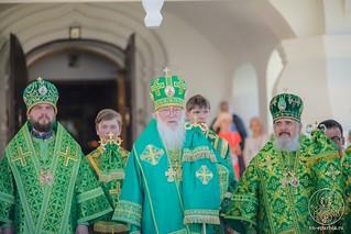 Божественная литургия 705
