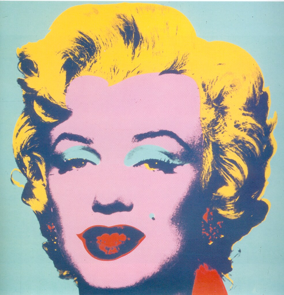 Andy Warhol - Marilyn 1967 | Andy Warhol - Marilyn 1967 scre… | Flickr