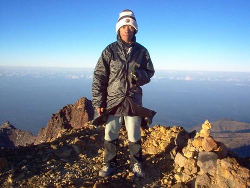Personal guide Bohari Adventure Rinjani Lombok   by Trekking Rinjani