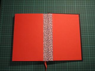 Guardas do caderno de viagem/ Endpapers from my travel notebook