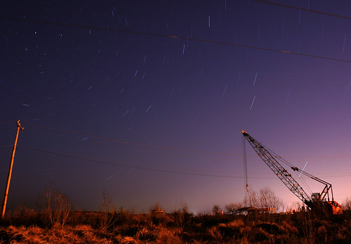 night us crane ms startrails gautier pascagoula