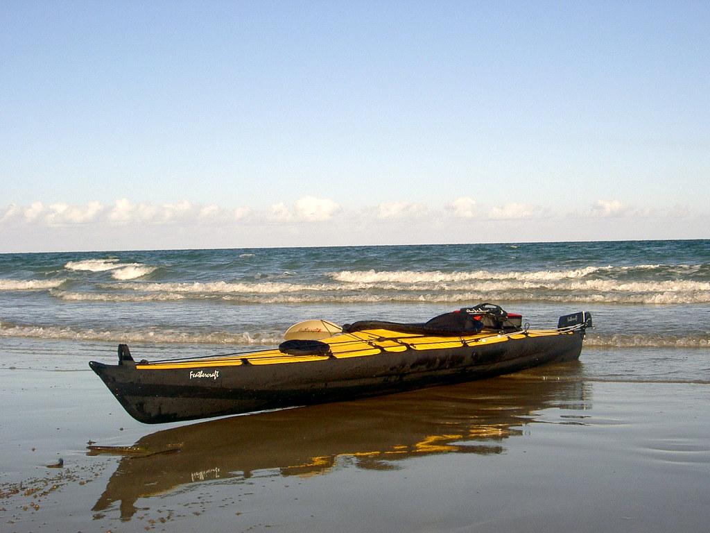 Feathercraft Big Kahuna | My new folding kayak a Feathercraf