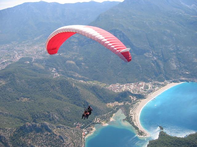 Paragliding - Oludeniz,Turkey