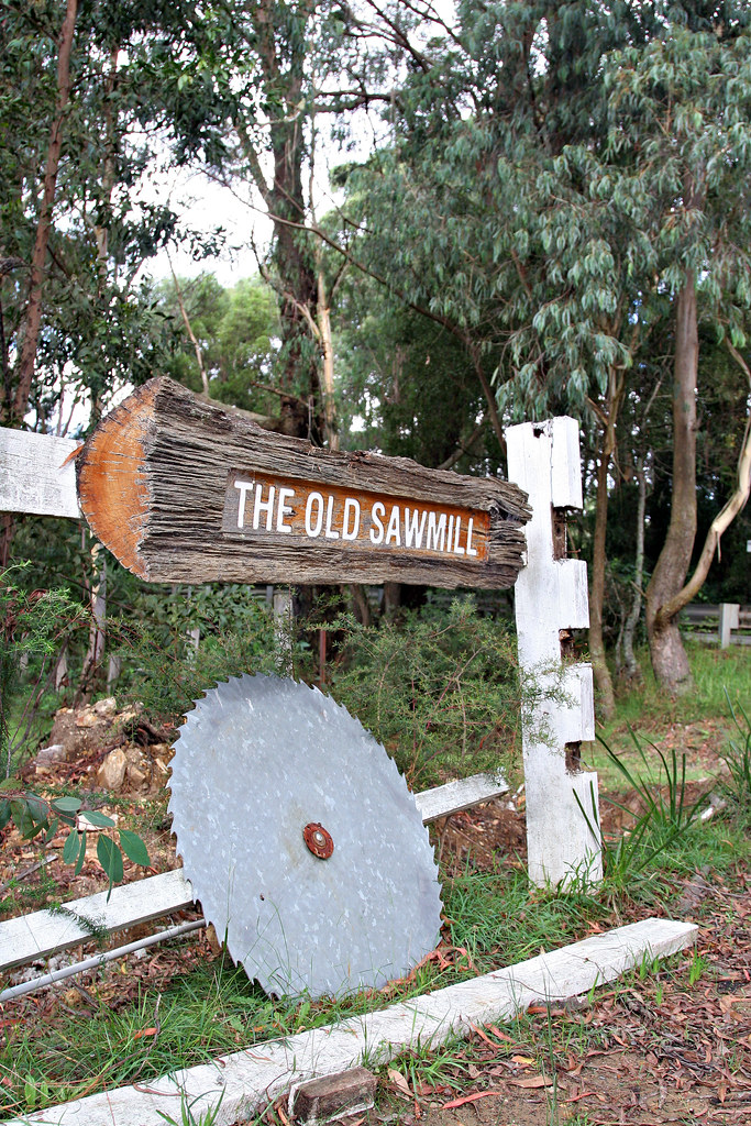Image: The Old Sawmill
