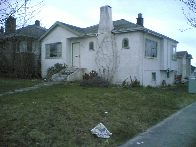 English Revival House on 3915 Slocan St.
