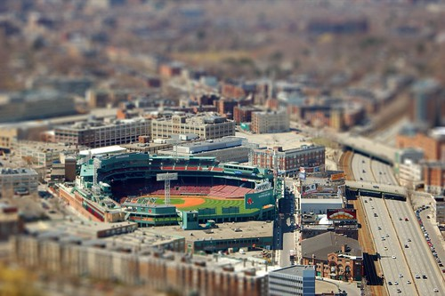 "A ""Model"" Fenway Day 
