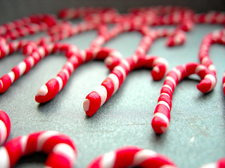baking candy canes | by ansy