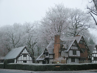 Foggy Frosty Selly Manor | by Pete Ashton