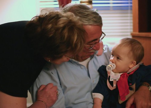 Grandparents and granddaughter | by Brian Leon of Ottawa