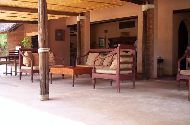 View into the Khonde at Nyala Lodge