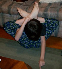 My Son, The Contortionist | by amishsteve