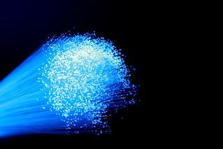 Blue Fiber | by Wysz
