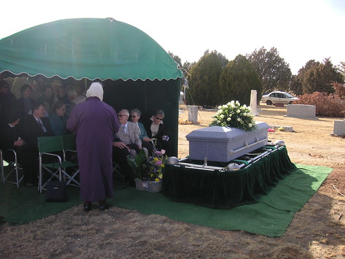 Funeral Starting | by blmurch