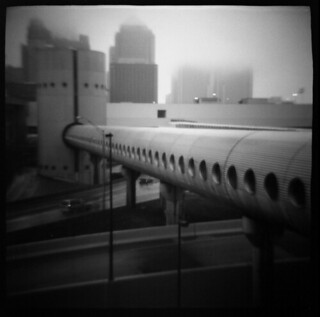 Diana: Foggy Detroit | by Matt Callow