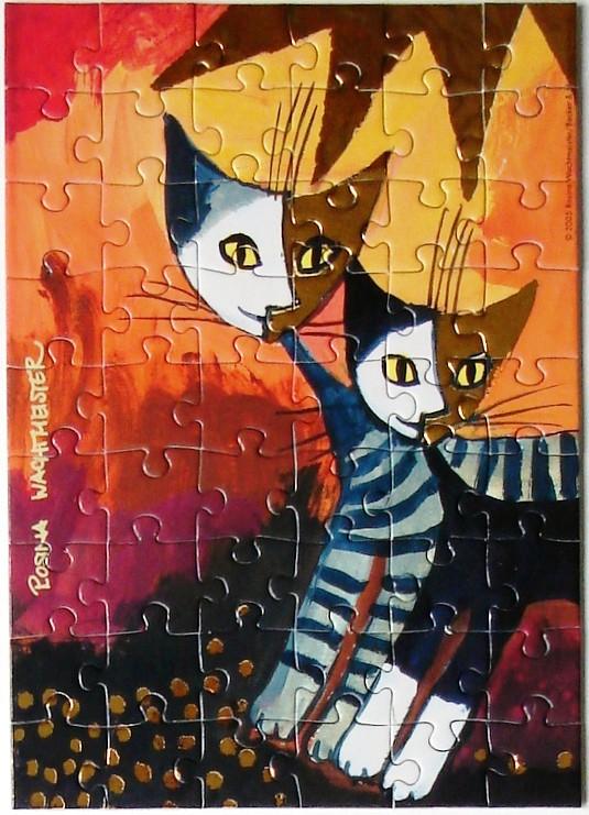 Rosina Wachtmeister Mini Puzzle 7