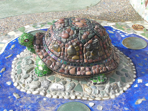 A Most Beautiful Mosaic Turtle | by Quizical Cat