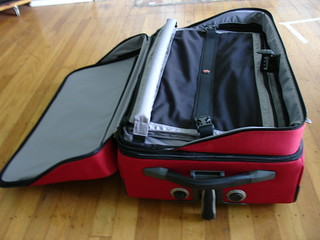 garment bag compartment | by find eric