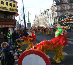 chinese new year in rotterdam