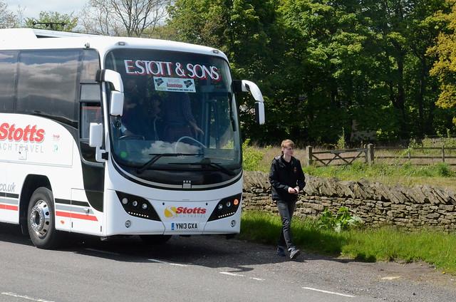 Daniel och bussen