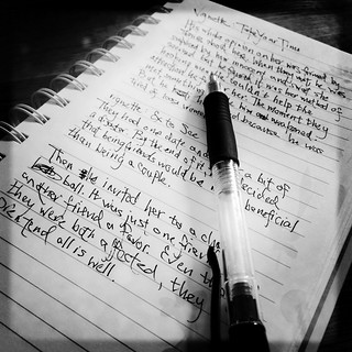 day207: practicing the left hand writing | by walelia