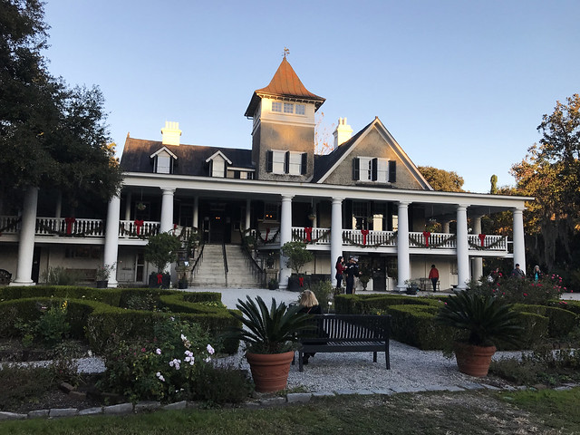 Magnolia Gardens Main House