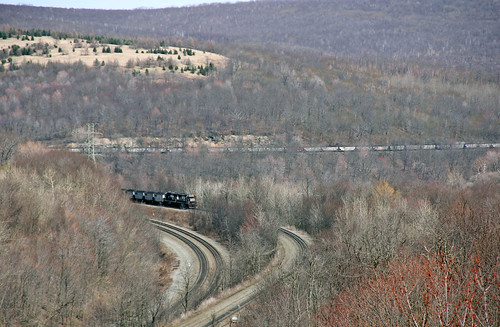 norfolksouthern norfolksoutherntrains gallitzinpennsylvania pennsylvania coaltrains nscoaltrains nspittsburghline