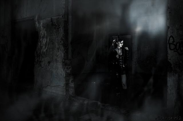 Cyber Goth - DSC9161-11
