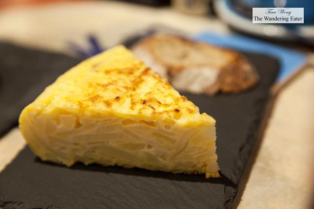 Housemade tortilla