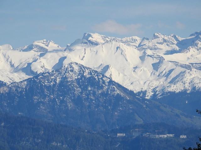 Bürgenstock Central Switzerland Alps