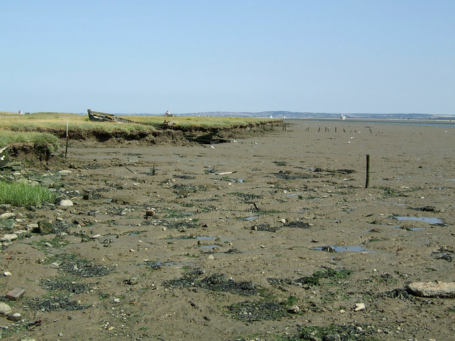 The Swale at Harty