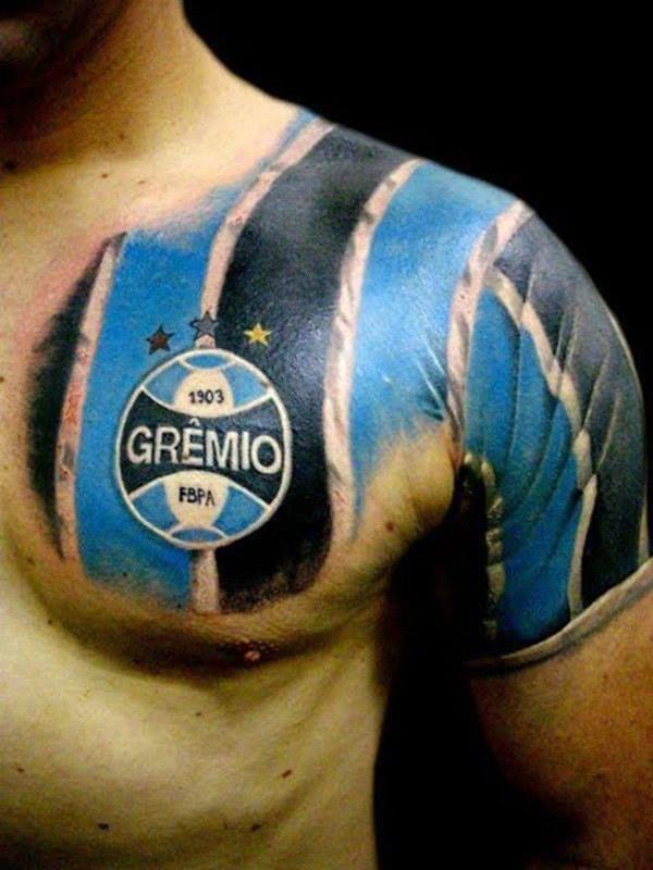 Neueste Und Beste Fussball Team Tattoos Sie Eine Frage Und