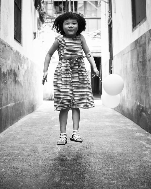 Basic rules of levitation ~ Shanghai