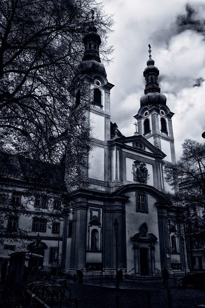 Serviten Kirche