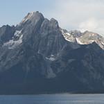 Mt. Moran from Lakeshore Trail