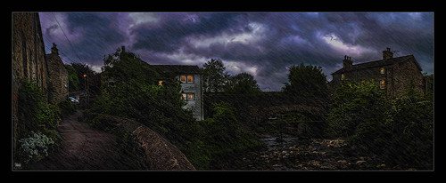 architecture building canon1100d canon1855mm clouds england hdr ingleton northyorkshire outdoor photoborder postprocessing pub stream tearoom themoors tranquil village water yorkshire yorkshiredales