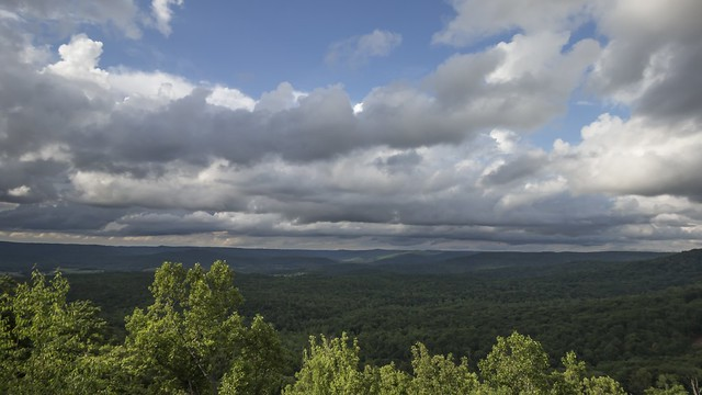Rocking Rock time lapse, White County, Tennessee