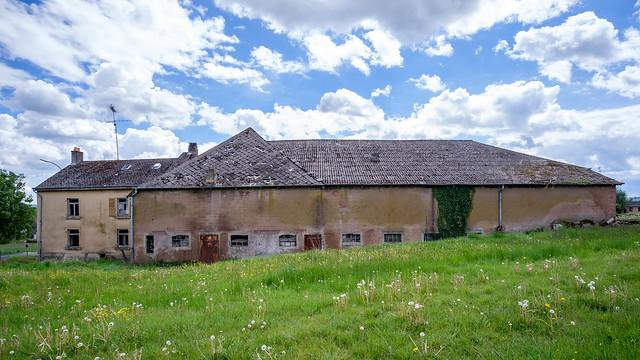North Luxembourg Farmhouse