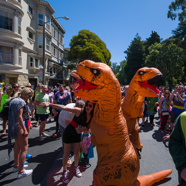 Bay To Breakers 2017: Plaided Dirges