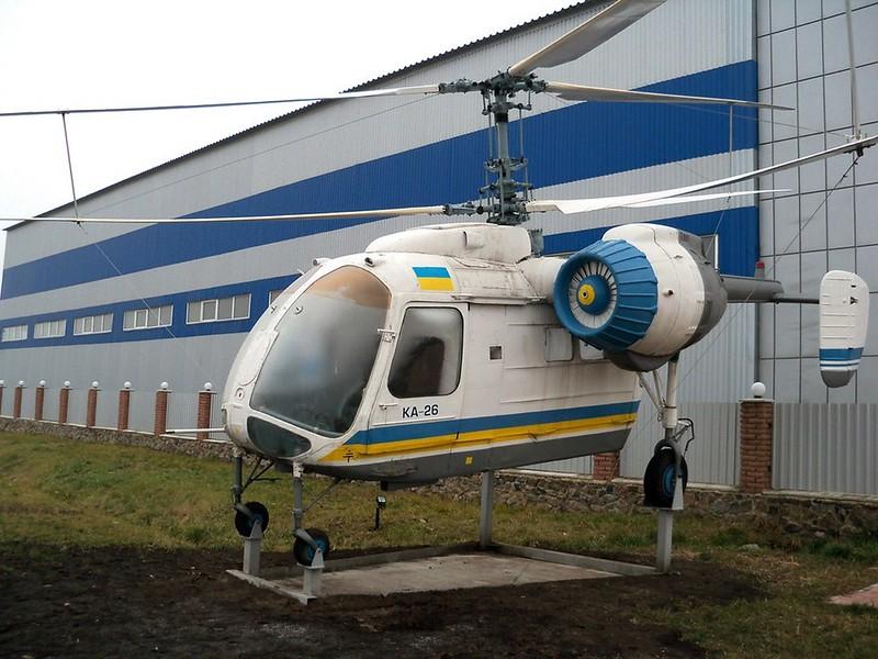 Helikopterid Ka-26 2