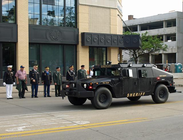 KCSD Hummer