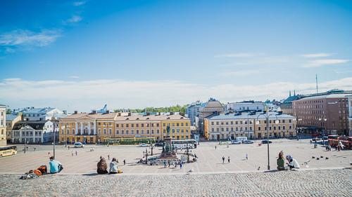 Helsinki, Finland | by pixelsblue